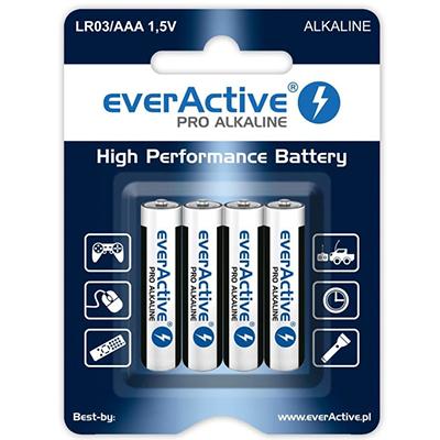 EverActive LR03-BL4