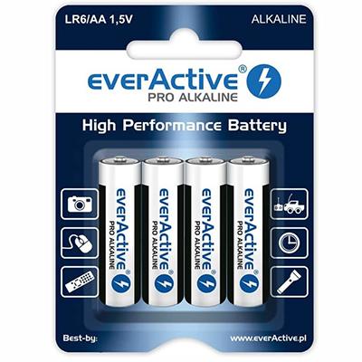 EverActive LR6-BL4
