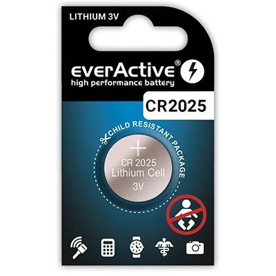 EverActive_CR2025-BL1