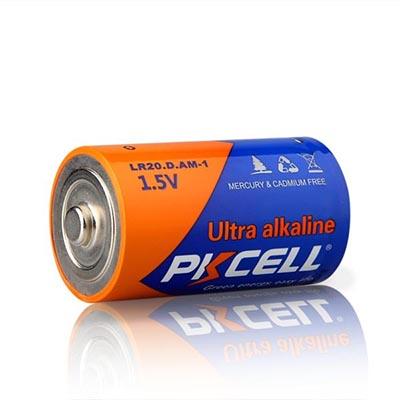 Потребителски батерии