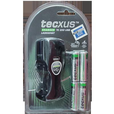 TC200 USB AA