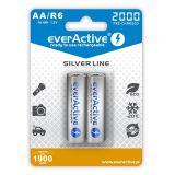 EverActive Silver, AA, 1900mAh x 2