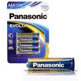 Panasonic Evolta, Алкални, LR03, 4+2