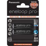 Panasonic Eneloop PRO, AA, 2500mAh x 2