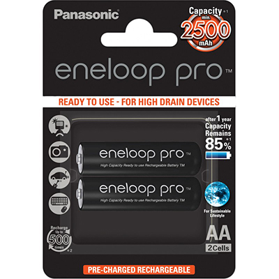 Panasonic-eneloop-pro-aa-2500-BL2