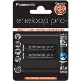 Panasonic Eneloop Pro, AAA, 930mAh x 2