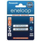 Panasonic Eneloop, AAA, 750mAh x 2