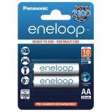 Panasonic Eneloop, AA, 1900mAh x 2